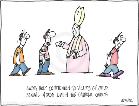Bishop and and his sexually abused boys.