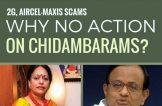 Nalini Chidambaram & P. Chidambaram