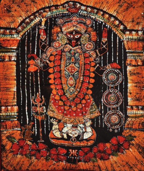 Ma Kali of Dakshineshwar