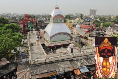 Ma Kali of Kalighat Kolkata