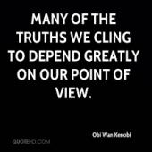 Many truths