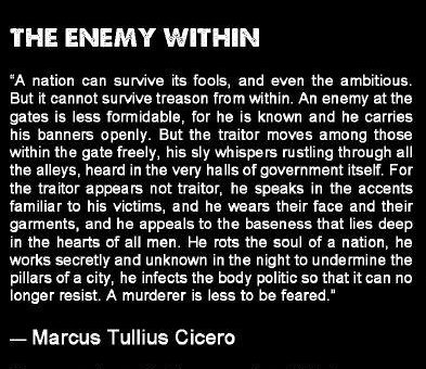Cicero Quote