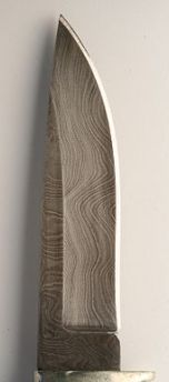 Damascus Steel Blade