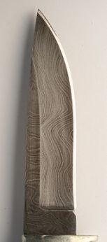 Damascus Steel Blade