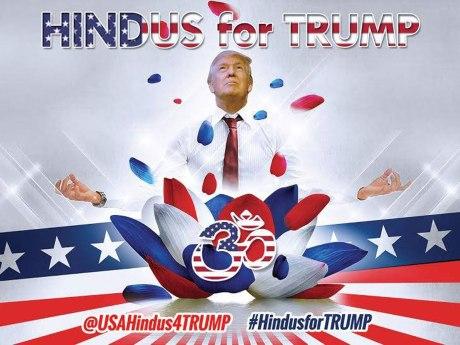 USA Hindus for Donald Trump