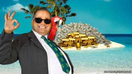 Money in tax havens