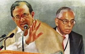 P. Chidambaram & M. K. Narayanan