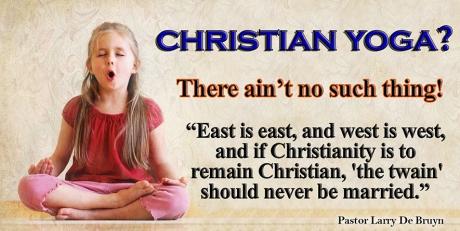 Christian Yoga?