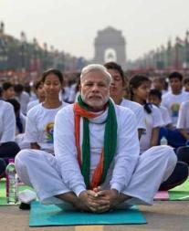 Narendra Modi 2015