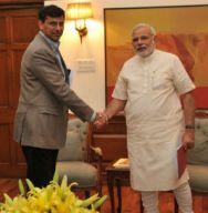 Raghuram Rajan & Narendra Modi