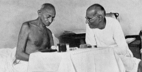 M. K. Gandhi & C. Rajgopalachari