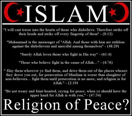 Islam the Religion of Peace