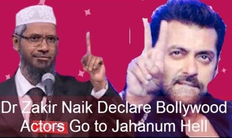 Zakir Naik & Salman Khan
