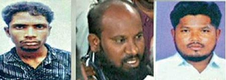 Panna Ismail, Bilal Malil & Police Fakruddin