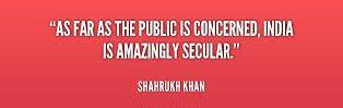 Shah Rukh Khan Quote