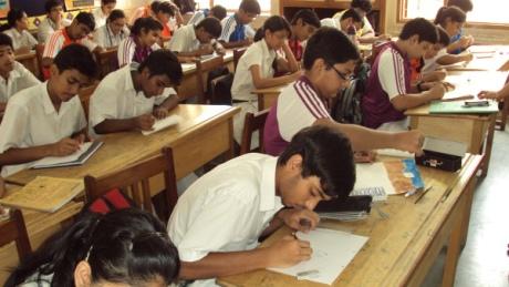Students Govt School Chandigarh