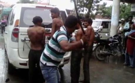 Una Dalit Beating