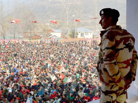 Jammu & Kashmir Elections 2014