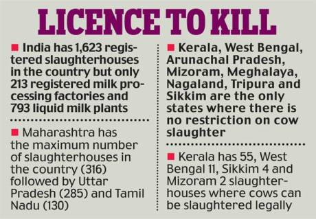 Slaughter Houses India