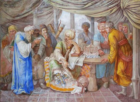 Akbar's Ibadat Khana in Agra