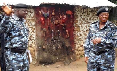 Ogun, Nigeria Police