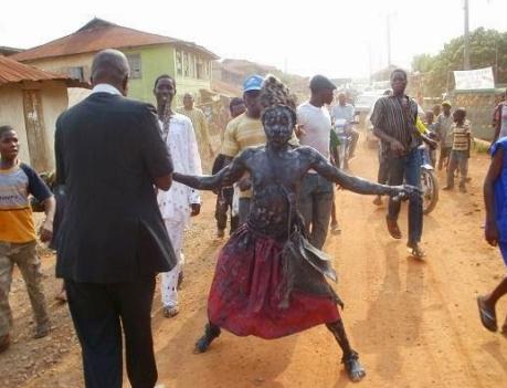 Pentecostal Pastor & Traditional African Priest