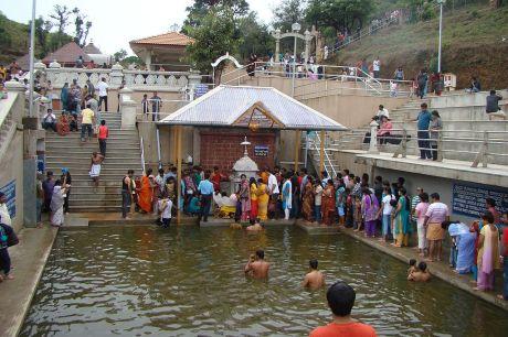 Talakaveri Temple, Kodagu District, Karnataka