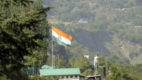 Uri Army Base near Srinagar