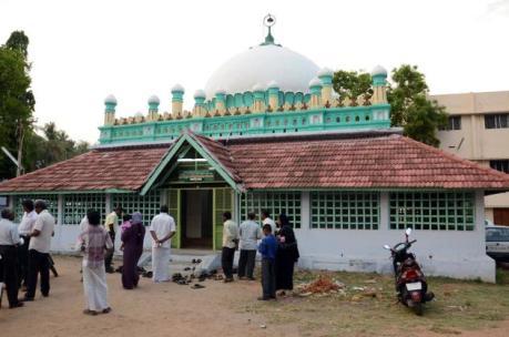 Begumpur Mosque Dindigul