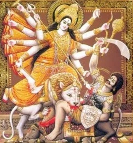 Maheshasura Mardini