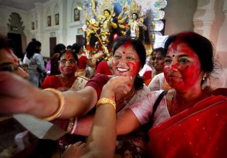 Durga's Devotees