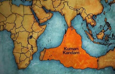Kumari Kandam