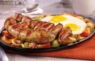 Texas Meat Breakfast