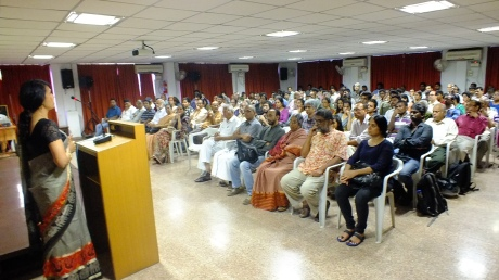 Chennai screening of Gods in Shackles