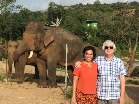 Sangita Iyer and Digby Cook are the director and writer for the film 'Gods In Shakles