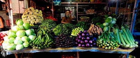Vegetable Market Rishikesh