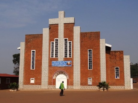 Church in Kilgali