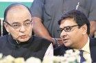 Finance Minister Arun Jaitley & RBI Governor Urjit Patel