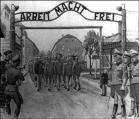 Auschwitz Concentration Camp Entrance