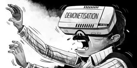 Demonitisation