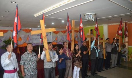 Nepalese Christians