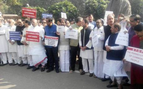 Opposition Bandh