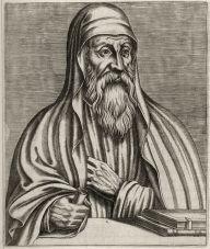 Church Father Origen of Alexandria