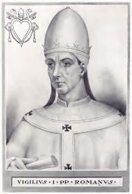 Pope Vigilius