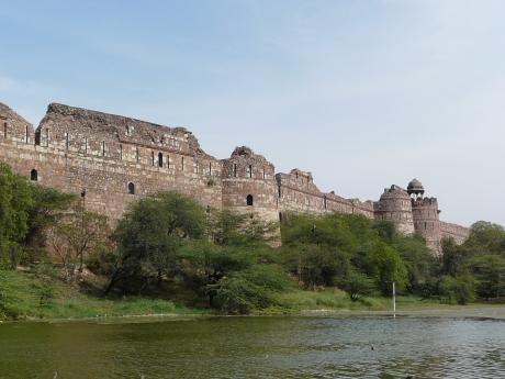 Purana Qila Delhi