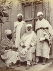Kashmir Pundits (1895)