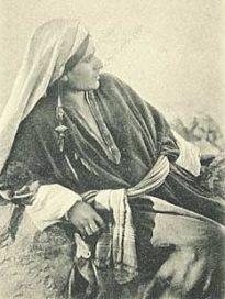 Kashmiri Pandit Woman (1900)