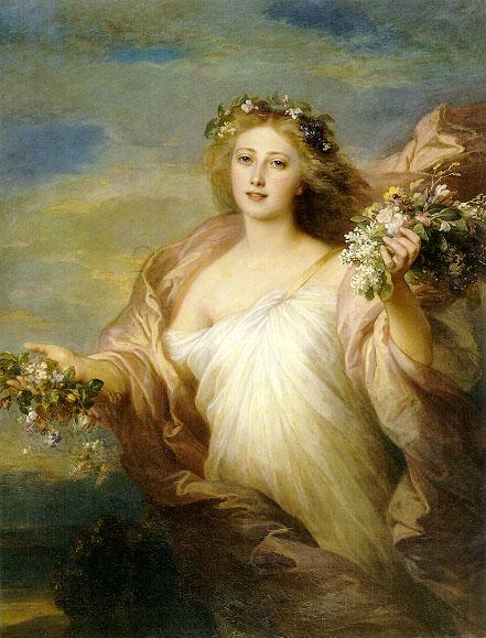 Goddess Eostre