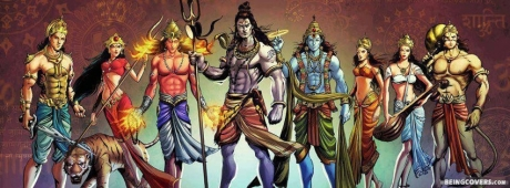 Gods of Hinduism