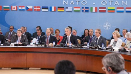North Atlantic Council Meeting called by Turkey